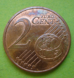 Image #1 of 2 Euro Cent 2014