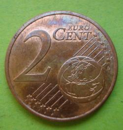 2 Euro Cent 2014