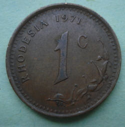 Image #1 of 1 Cent 1971