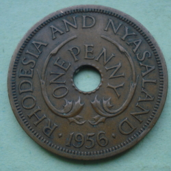 Image #1 of 1 Penny 1956