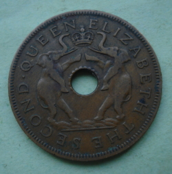 Image #2 of 1 Penny 1956