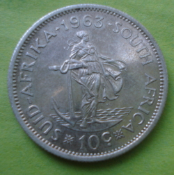 Image #1 of 10 Cents 1963