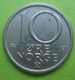 Image #1 of 10 Øre 1975
