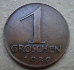 Image #1 of 1 Groschen 1929