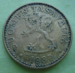 20 Pennia 1987 M