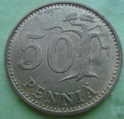 Image #1 of 50 Pennia 1968