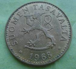 Imaginea #2 a 50 Pennia 1968