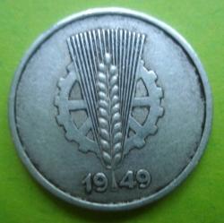 Image #2 of 1 Pfennig 1949 A