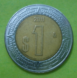 Image #1 of 1 Peso 2011