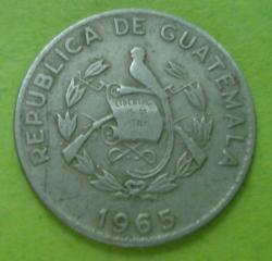 Imaginea #2 a 5 Centavos 1965
