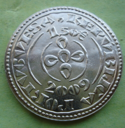 Image #1 of 1.50 Euro 2009 - Morabitino