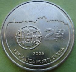 Image #1 of 2.50 Euro 2008 - Porto