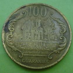 Imaginea #1 a 100 Guaranies 1993