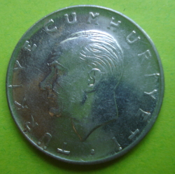 Image #2 of 1 Lira 1979