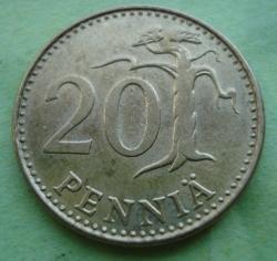 Image #1 of 20 Pennia 1986