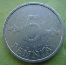 Image #1 of 5 Pennia 1987