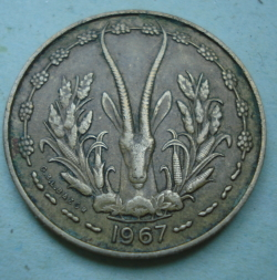 Imaginea #2 a 10 Franci 1967