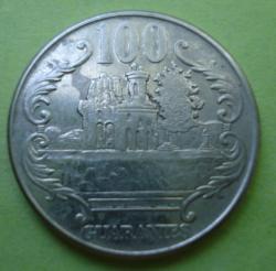 Imaginea #1 a 100 Guaranies 2012