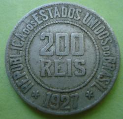 Image #1 of 200 Reis 1927