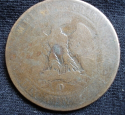 Image #1 of 10 Centimes 1853 D