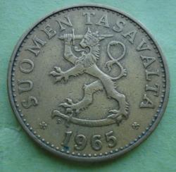 Imaginea #2 a 50 Pennia 1965