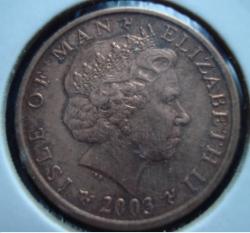 Image #2 of 1 Penny 2003 AA