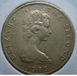 Image #2 of 1 Pound 1983 AB