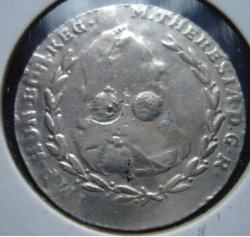 Image #2 of 10 Kreuzer 1771 (COUNTERFEIT)