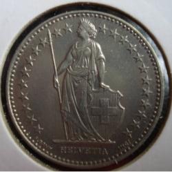 Image #2 of 2 Francs 2001