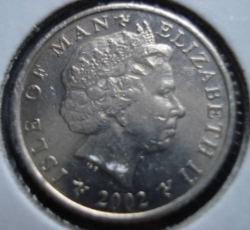 Image #2 of 5 Pence 2002 AC