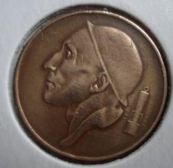 Image #2 of 50 Centimes 1952 België