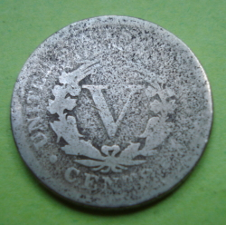Image #1 of Liberty Head Nickel 1891