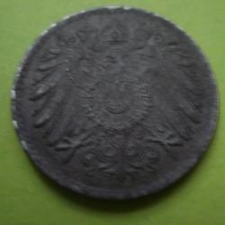 Image #2 of 5 Pfennig 1921 J