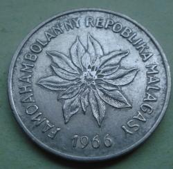 Imaginea #2 a 5 Franci 1966