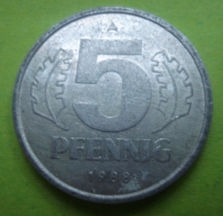 Image #1 of 5 Pfennig 1988 A