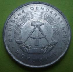Image #2 of 5 Pfennig 1988 A
