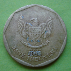 Image #2 of 100 Rupiah 1998