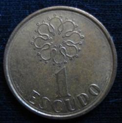 Image #1 of 1 Escudo 1990