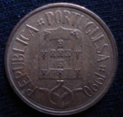 Image #2 of 1 Escudo 1990