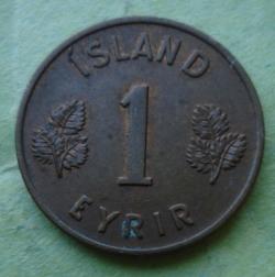 Image #1 of 1 Eyrir 1946