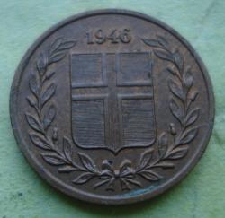 Image #2 of 1 Eyrir 1946