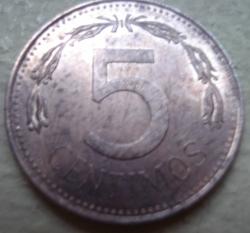 5 Centimos 1974