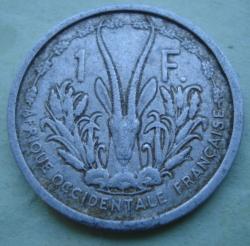 Imaginea #1 a 1 Franc 1955