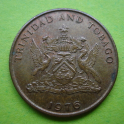Imaginea #2 a 1 Cent 1976
