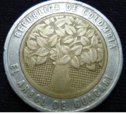 Image #2 of 500 Pesos 1995