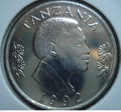 Image #2 of 1 Shilling 1992