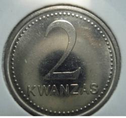 Image #1 of 2 Kwanzas 1999