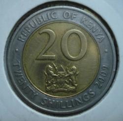 20 Shillings 2009