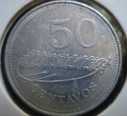 Image #1 of 50 Centavos 1980