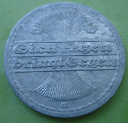 Image #2 of 50 Pfennig 1920 G
